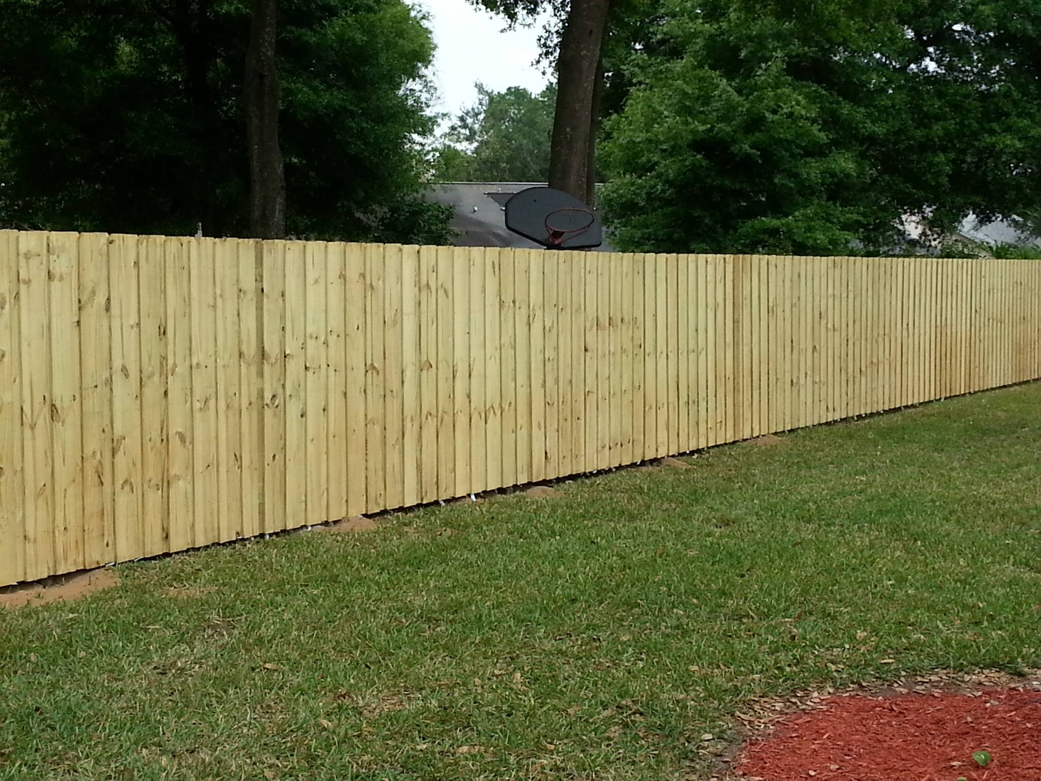 Wood Fencing Installation Privacy Pros Fence Company